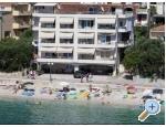 Apartmány Šimić - Tučepi Chorvatsko