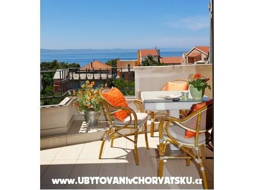 Vila Lili - Tučepi Hrvaška