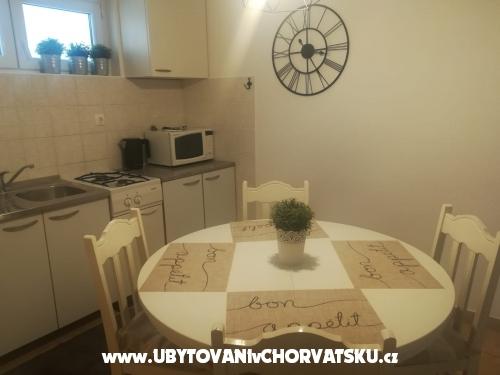 Vila Snježana - Tučepi Chorvátsko