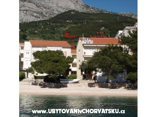 Vila Snježana - Tučepi Chorvatsko
