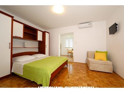 Villa 750 - Tučepi Kroatien
