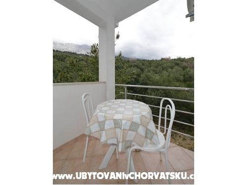 Villa 750 - Tučepi Chorvátsko