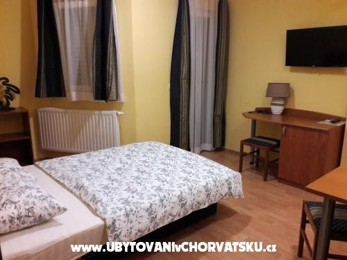 Villa Rossa - Tučepi Croatie