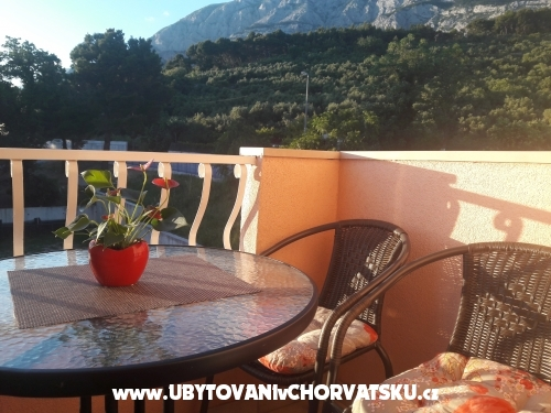 Villa Rossa - Tučepi Chorvátsko