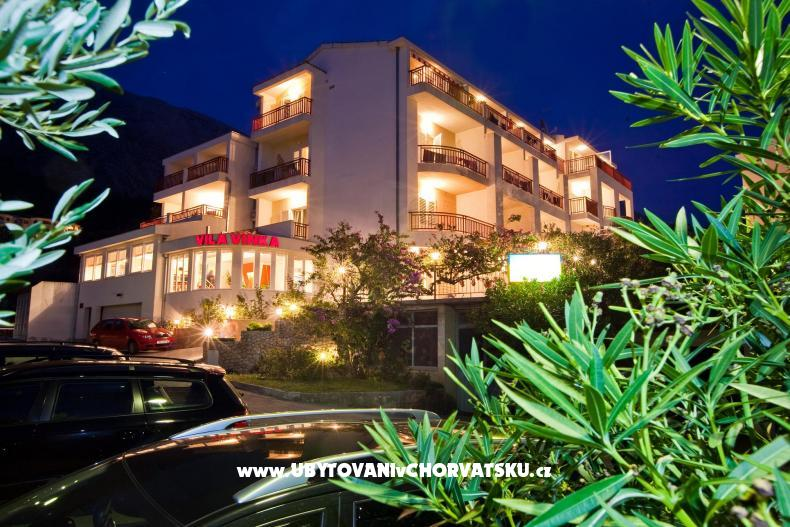 Croatia apartments Villa Vinka accommodation
