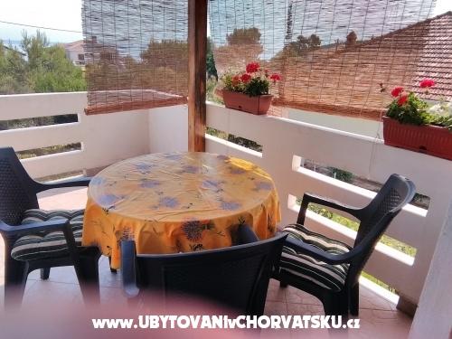 Apartmán Bero - ostrov Ugljan Chorvátsko