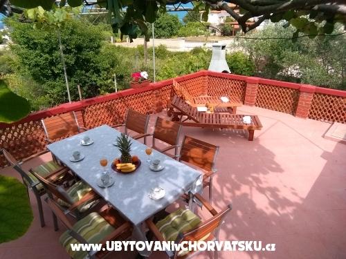 Apartma Bero - ostrov Ugljan Hrvaška