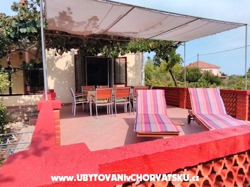 Apartmán Bero - ostrov Ugljan Chorvatsko