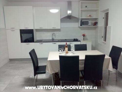 Apartman Bero - ostrov Ugljan Horvátország