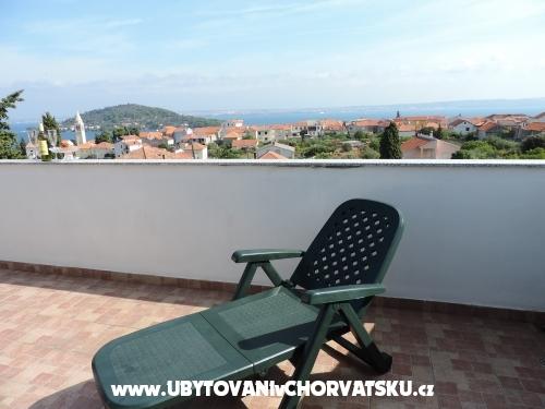 Apartament Bianka - ostrov Ugljan Chorwacja