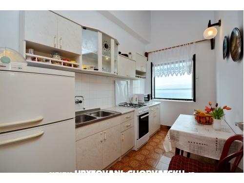Apartmán Ema - ostrov Ugljan Chorvátsko