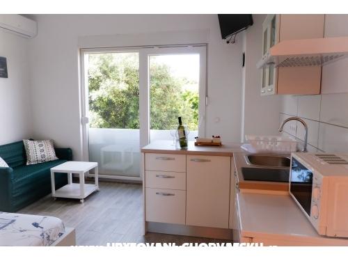 Apartman Kali - ostrov Ugljan Horvátország