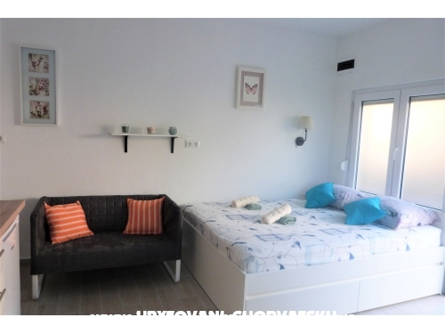 Apartma Kali - ostrov Ugljan Hrvaška