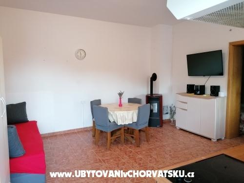 Apartman Otrić - ostrov Ugljan Hrvatska