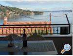 Apartment rosa - ostrov Ugljan Kroatien