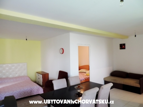 Apartment View on Adriatic sea - ostrov Ugljan Croatia