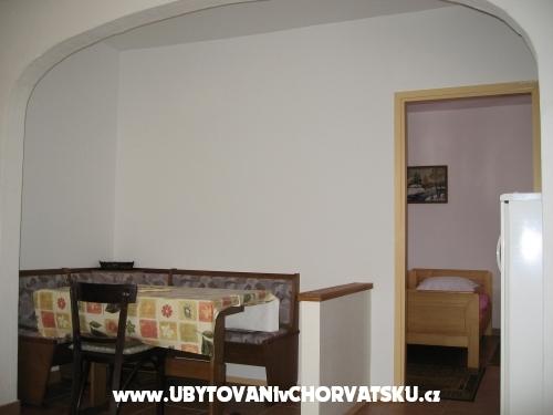 Apartmány Ante - ostrov Ugljan Chorvatsko