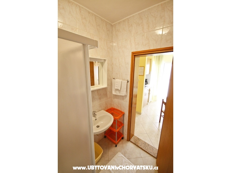 апартаменты Benic - ostrov Ugljan Хорватия