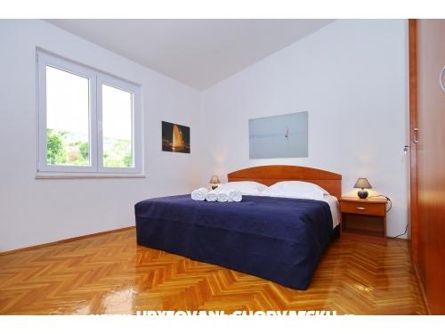Apartm�ny Diana **** - ostrov Ugljan Chorv�tsko