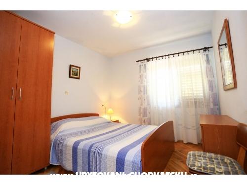 Apartmány Gašpe - ostrov Ugljan Chorvatsko