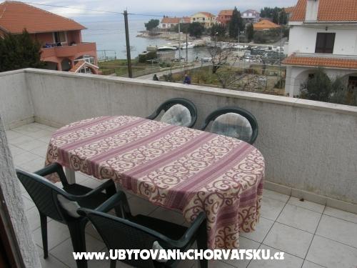 Apartmány Kalo - ostrov Ugljan Chorvatsko