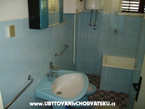 Apartmán Mili - ostrov Ugljan Chorvatsko