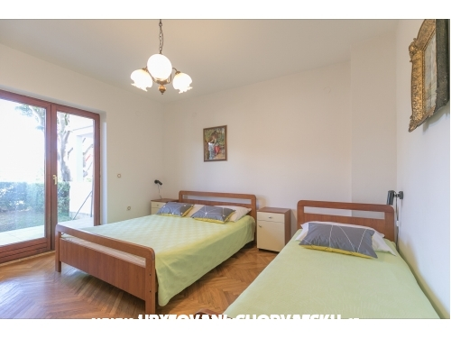 Appartements Mira Grdovic - ostrov Ugljan Croatie