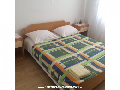 Apartmány NADA Kukljica - ostrov Ugljan Chorvátsko