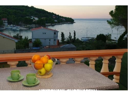 Apartmanok Tereza - ostrov Ugljan Horvátország