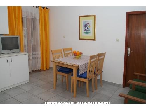 Apartmaji Tereza - ostrov Ugljan Hrvaška