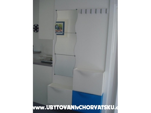 Apartmanok Ugljan - ostrov Ugljan Horvátország