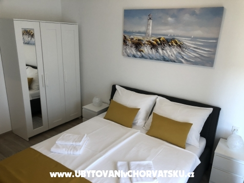 Apartmaji Dora - ostrov Ugljan Hrvaška