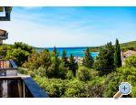 Apartmány Mrva - ostrov Ugljan Chorvatsko