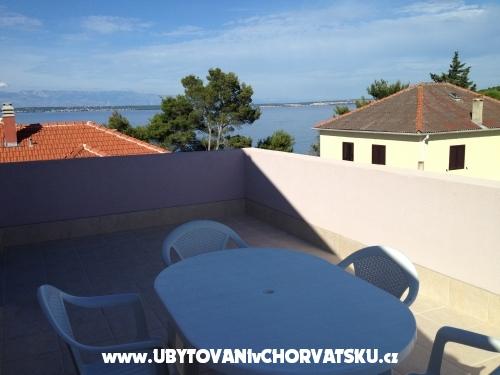Katarina Apartmány - ostrov Ugljan Chorvatsko
