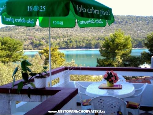 Apartmai Vitlov - ostrov Ugljan Croazia