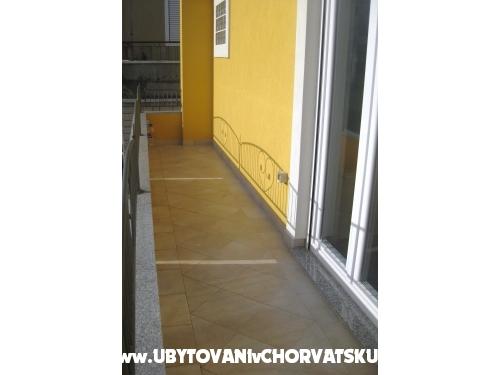 Seaview apartment Kali - ostrov Ugljan Chorvatsko