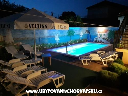 Vakáció  **** - ostrov Ugljan Horvátország