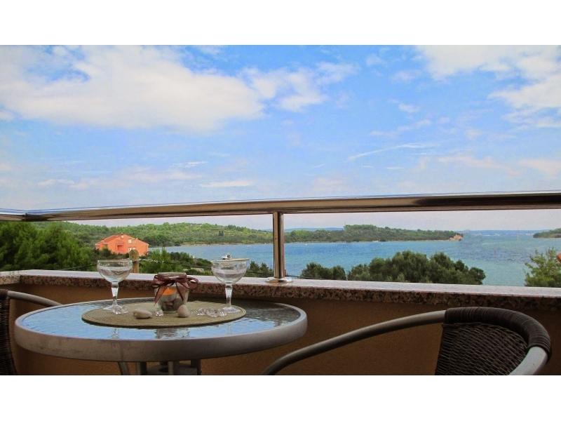 Villa Tesna - ostrov Ugljan Horvátország