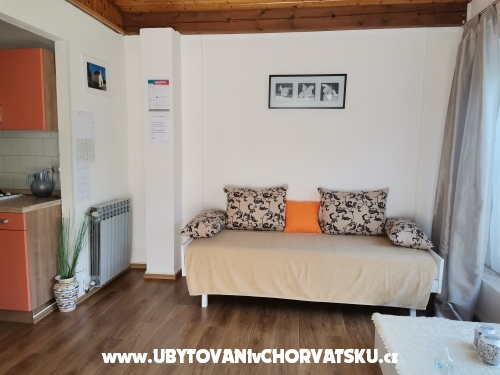 Apartmán Ivančić - Umag Chorvatsko
