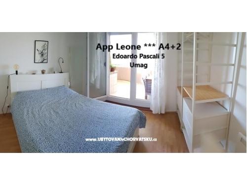 App Leone - Umag Chorvátsko