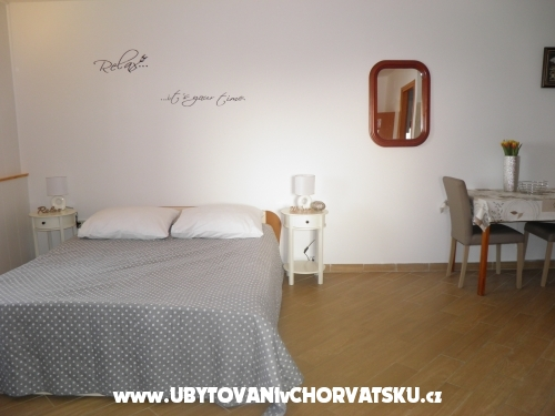 Studio Appartement Baladur - Umag Croatie