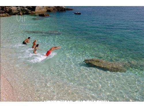 3M - ostrov Vir Chorwacja