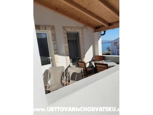Alida apartmani - ostrov Vir Hrvaška