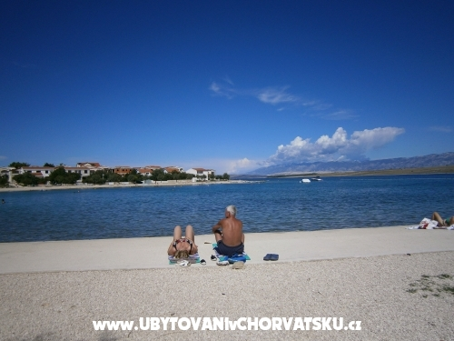 Apartmaji Leček - ostrov Vir Hrvaška