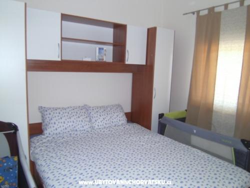 апартаменты Delfin - ostrov Vir Хорватия