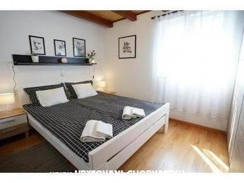 Apartmán Larus 90 m2 - ostrov Vir Chorvátsko