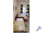 Ferienwohnungen Larus **** 90 m2 - ostrov Vir Kroatien