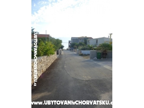 Apartmán Ljubica - ostrov Vir Chorvatsko