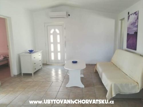 Apartmán GOljubica - ostrov Vir Chorvátsko