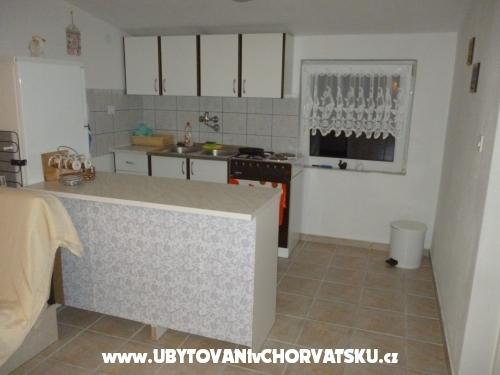 Apartman Ljubica - ostrov Vir Hrvatska